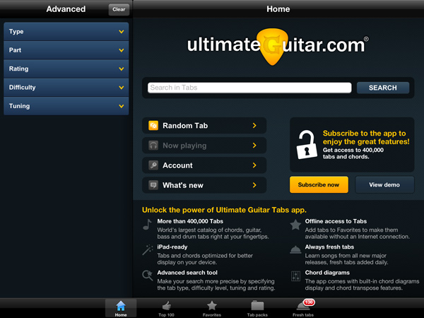 ultimate-guitar-tabs-and-chords