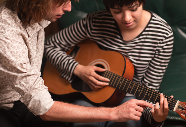 How to Choose a Guitar Teacher